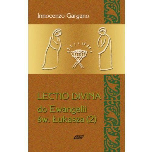 Pozostałe książki, Lectio Divina 5 Do Ewangelii Św Łukasza 2 Gargano Innocenzo