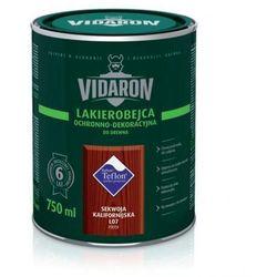 Vidaron - Lakierobejca ochronno-dekoracyjna do drewna 0.75l