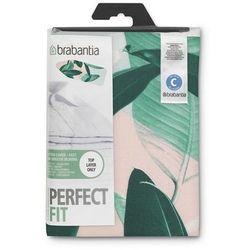 Pokrowiec na deskę do prasowania Brabantia tropical leaves rozm. C pianka 2 mm