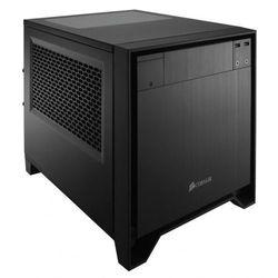 Corsair Obsidian 250D Mini ITX (czarny) - produkt w magazynie - szybka wysyłka!