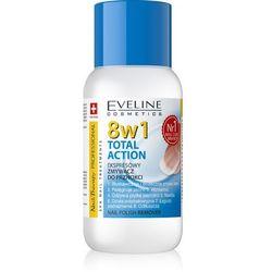 Eveline Nail Therapy Professional zmywacz do paznokci 8w1 Total Action bezacetonowy 150 ml - Eveline OD 24,99zł DARMOWA DOSTAWA KIOSK RUCHU