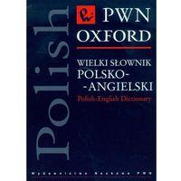 Słowniki, encyklopedie, Wielki słownik polsko-angielski PWN Oxford z płytą CD (opr. twarda)
