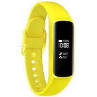 Smartbandy, Fitness bransoletka Samsung Galaxy Fit e (SM-R375NZYAXEZ) Żółta