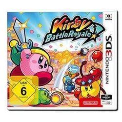 Kirby Battle Royale - Nintendo 3DS - Akcja