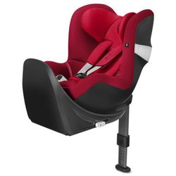 CYBEX Fotelik 0-18kg SIRONA M2 I-SIZE + BASE M REBEL RED