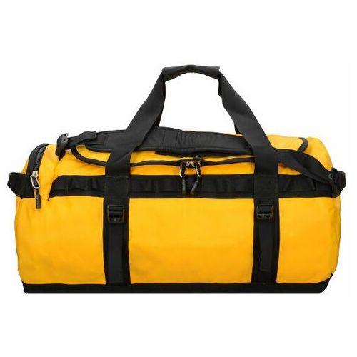 Torby i walizki, The North Face Base Camp Walizka M żółty 2019 Torby i walizki na kółkach ZAPISZ SIĘ DO NASZEGO NEWSLETTERA, A OTRZYMASZ VOUCHER Z 15% ZNIŻKĄ