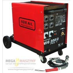 IDEAL Półautomat spawalniczy MIG-MAG TECNOMIG 200/2 PRO