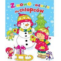 Książki dla dzieci, ZIMOWE ZADANIA DLA CHŁOPCÓW (opr. miękka)