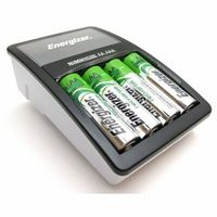 Ładowarki do akumulatorków, Ładowarka ENERGIZER Maxi 4 x AA 2000 mAh