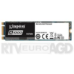 Kingston A1000 240GB PCIe NVMe