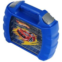 Klein Hot Wheels Metalowy kuferek na 30 autek