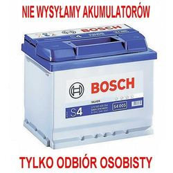 Akumulator BOSCH 0 092 S40 260