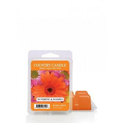 "Pozostała aromaterapia, Country Candle - Sunshine & Daisies - Wosk zapachowy ""potpourri"" (64g)"