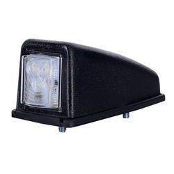 Lampa LED obrysowa w wersji narożnej biała (LD221)