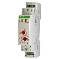 Przekaźnik czasowy PCA-512 230V F&F