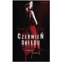 Książki kryminalne, sensacyjne i przygodowe, Czerwień obłędu - Wysyłka od 3,99 (opr. miękka)