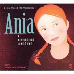 Ania z Zielonego Wzgórza (audiobook CD)