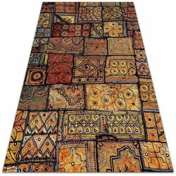 Nowoczesny dywan outdoor wzór Nowoczesny dywan outdoor wzór Turecka mozaika