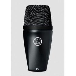 AKG P2 mikrofon dynamiczny z serii PERCEPTION LIVE, instrumenty basowe, trąbka,