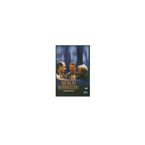 Książki kryminalne, sensacyjne i przygodowe, Trójkąt bermudzki DVD