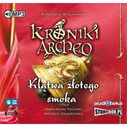 Klątwa złotego smoka cz. 4 - Kroniki Archeo (audiobook)