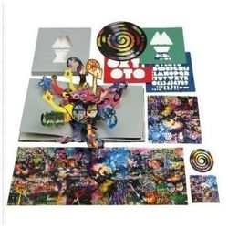 COLDPLAY - MYLO XYLOTO (SPECIAL LIMITED POP-UP VERSION, CD+LP) EMI Music 5099972972625