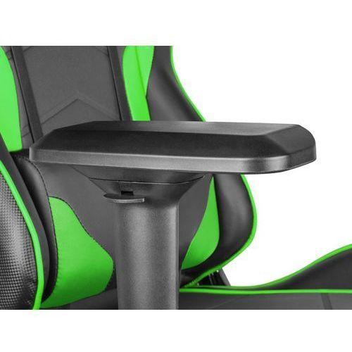 Fotele dla graczy, GENESIS FOTEL DLA GRACZA NITRO 880 CZARNO-ZIELONY NFG-0909 - odbiór w 2000 punktach - Salony, Paczkomaty, Stacje Orlen