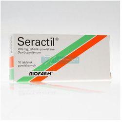 Seractil 200 mg 10 tabl.