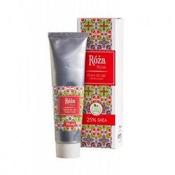 Scandia Cosmetics Krem do rąk 25% Shea Róża 70 ml