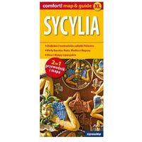 Przewodniki turystyczne, Sycylia 2w1: przewodnik+mapa. Darmowy odbiór w niemal 100 księgarniach!