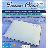 Poduszki, Poduszka Dream-Cloud Premium Bio Chłodząca-Wentylowana 60x40x16cm
