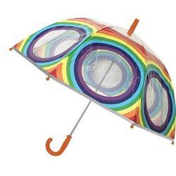 Parasol dziecięcy smati tęcza manualny
