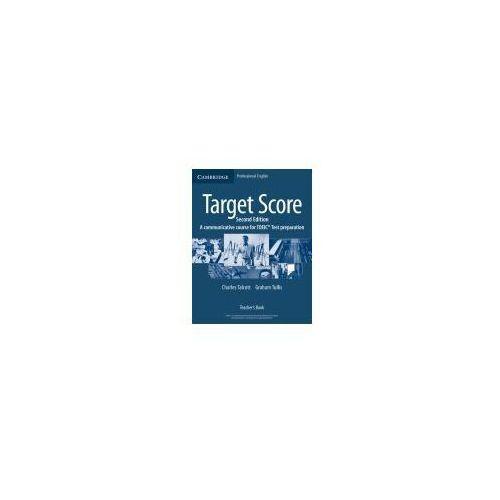 Książki do nauki języka, Target Score. Książka Nauczyciela (opr. miękka)