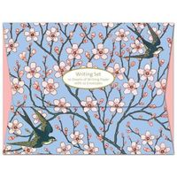 Papeterie, Papeteria Wallet Almond Blossom & Swallow