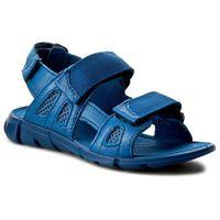 Sandały dziecięce, Sandały ECCO - Intrinsic Sandal 70555257995 Bermuda Blue/Cobalt
