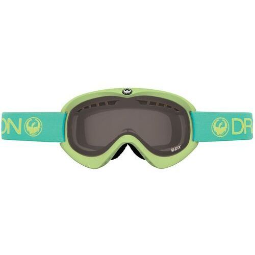 Kaski i gogle, gogle snowboardowe DRAGON - Dx Aqua (Smoke + Yellow) (770)
