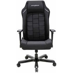 DXRacer krzesło obrotowe Boss OH/BF122/N, tkanina, czarne (BF122/N)
