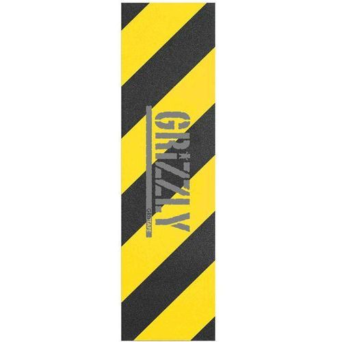 Pozostały skating, grip GRIZZLY - Hazard Stamp Grip Pack Yellow (YELL) rozmiar: OS