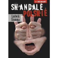 E-booki, EBOOK: Skandale Polskie - plik MOBI