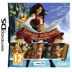 Captain Morgane and the Golden Turtle - Nintendo DS - Przygodowy