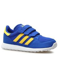 Pozostałe obuwie dziecięce, Buty dziecięce Adidas CG6804 Forest Grove CF C Granatowe