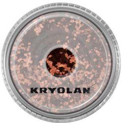 Kryolan POLYESTER GLIMMER COARSE (BRONZE) Gruby sypki brokat - BRONZE (2901)