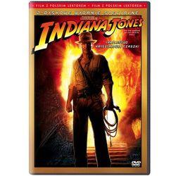 Indiana Jones i królestwo kryształowej czaszki (2xDVD) - Steven Spielberg DARMOWA DOSTAWA KIOSK RUCHU