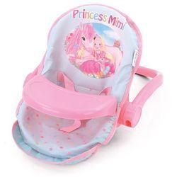 Hauck fotelik samochodowy dla lalek Princess Mimi - BEZPŁATNY ODBIÓR: WROCŁAW!