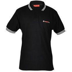 Koszulka polo inSPORTline, Czarny, S