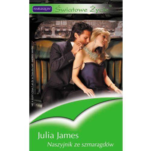 E-booki, Naszyjnik ze szmaragdów - Julia James