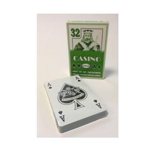 Pozostałe artykuły szkolne, Karty Casino 32 listki