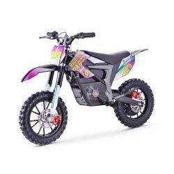 Stomp Wired Pit bike elektryczny - Ride to Party