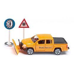 Siku, VW Amarok - Serwis zimowy - Trefl