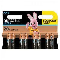 Baterie, Baterie DURACELL Ultra Power AA 8szt.
